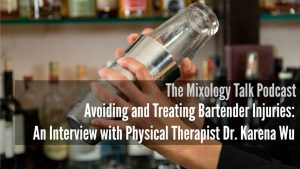 Treating Bartender Injuries