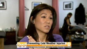 CBS2 NY Live From The Couch: Preventing Cold Weather Injuries