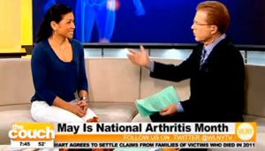 CBS2 NY Live From the Couch: Physical Therapist Karena Wu Stop By the Couch to Talk National Arthritis Month