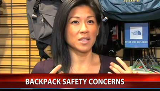 Fios1: Back to School Tip: Purchase a Backpack That's Best for Your Child