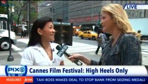 PIX11: Cannes Film Festival: High Heels Only