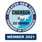 Greater New York Chamber of Commerce Member 2021