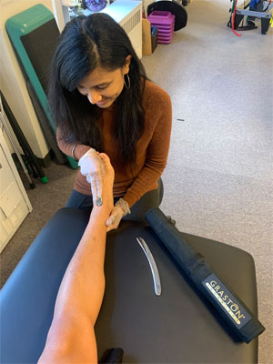 Ankle injury physical therapy NYC