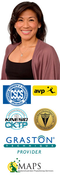 Dr. Karena Wu PT Certifications & Affiliations