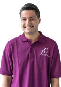 Dylan Speir - ACPT Front Desk Admin
